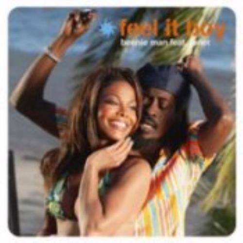 """Beenie Man Feel It Boy CD single (CD5 / 5"""") Australian B5YC5FE222081"""