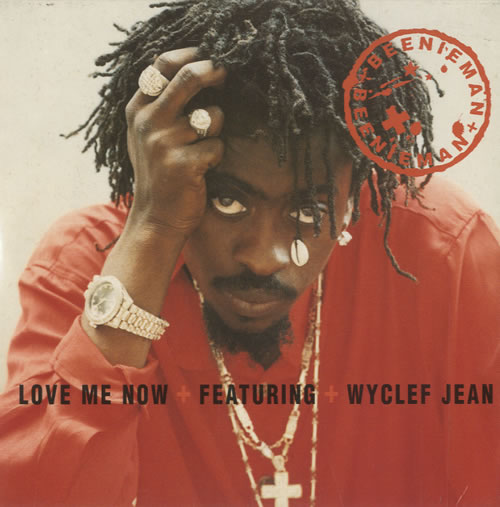 "Beenie Man Love Me Now CD single (CD5 / 5"") UK B5YC5LO514454"