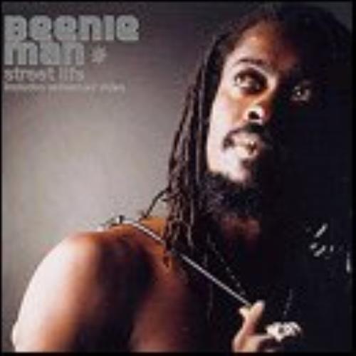 Beenie Man Street Life 2-CD single set (Double CD single) UK B5Y2SST235255