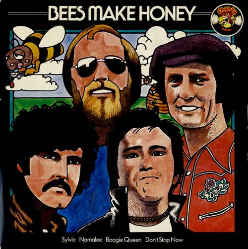 "Bees Make Honey Bees Make Honey - Charly EP 7"" vinyl single (7 inch record) UK EW507BE575184"