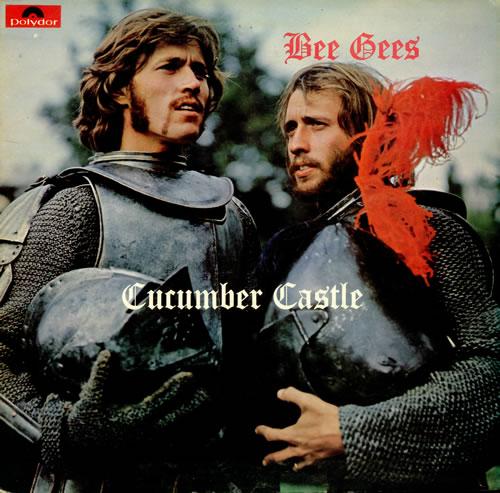 Bee Gees Cucumber Castle vinyl LP album (LP record) UK BGELPCU210490