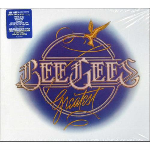 Bee Gees Greatest 2 CD album set (Double CD) Singapore BGE2CGR447596