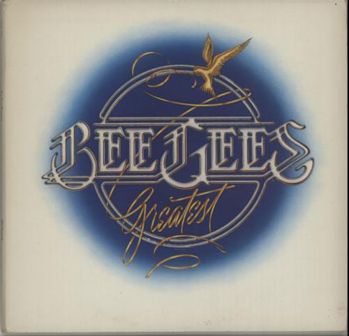 Bee Gees Greatest 2-LP vinyl record set (Double Album) German BGE2LGR601146