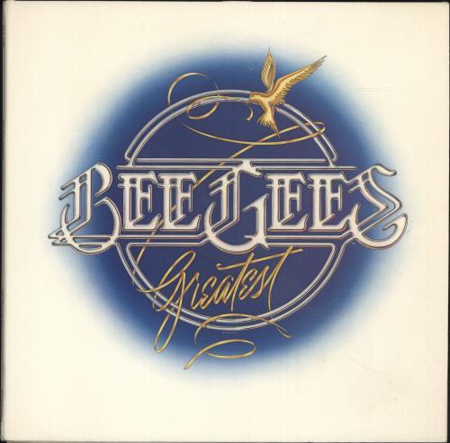 Bee Gees Greatest 2-LP vinyl record set (Double Album) US BGE2LGR697829