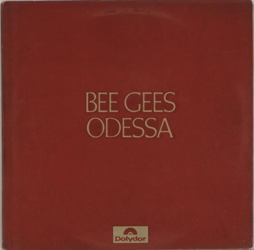 Bee Gees Odessa - 1st - VG 2-LP vinyl record set (Double Album) UK BGE2LOD697825