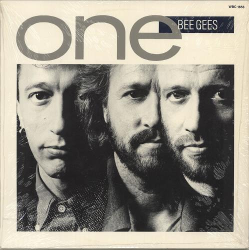 Bee Gees One vinyl LP album (LP record) South African BGELPON695633