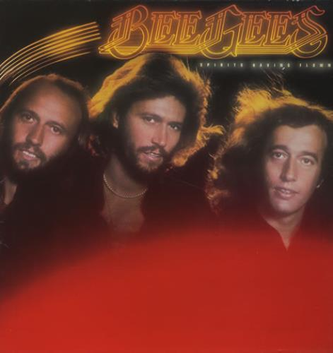 Bee Gees Spirits Having Flown vinyl LP album (LP record) Portugese BGELPSP245351