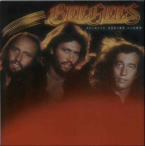 Bee Gees Spirits Having Flown vinyl LP album (LP record) French BGELPSP616487