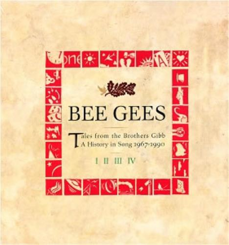 Bee Gees Tales From The Brothers Gibb box set UK BGEBXTA105122