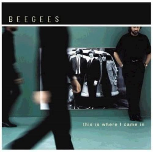 Bee Gees This Is Where I Came In CD album (CDLP) European BGECDTH180079