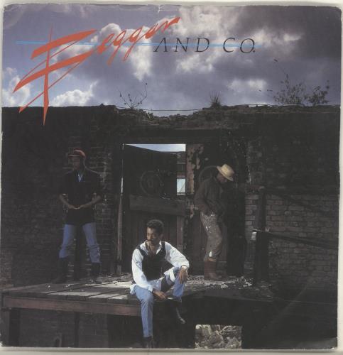 "Beggar & Co Anybody See My Trial 7"" vinyl single (7 inch record) UK BP607AN703536"