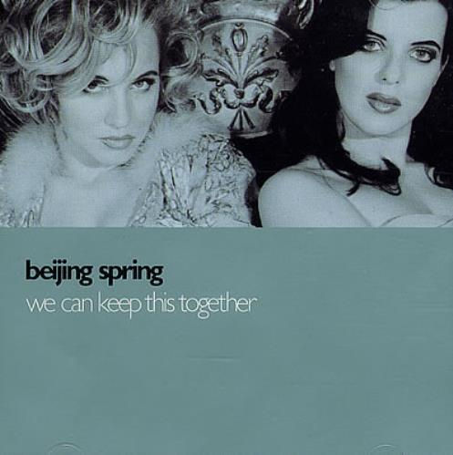 "Beijing Spring We Can Keep This Together CD single (CD5 / 5"") UK BEIC5WE382338"