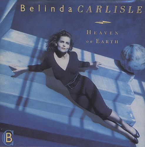 Belinda Carlisle Heaven On Earth CD album (CDLP) Austrian CARCDHE397274