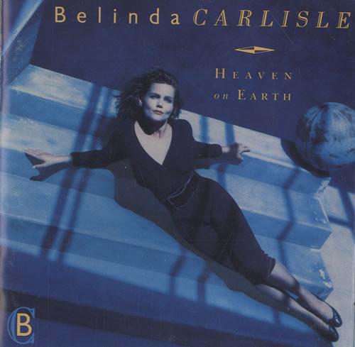 Belinda Carlisle Heaven On Earth CD album (CDLP) Japanese CARCDHE490293