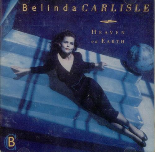 Belinda Carlisle Heaven On Earth CD album (CDLP) Japanese CARCDHE545202