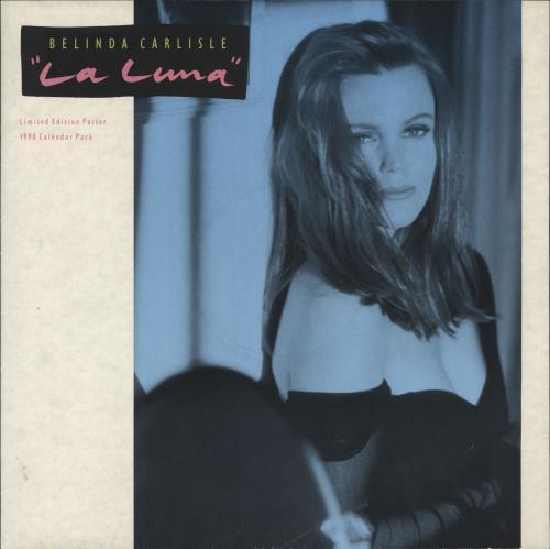 "Belinda Carlisle I Get Weak - Test Pressing 12"" vinyl single (12 inch record / Maxi-single) UK CAR12IG03544"