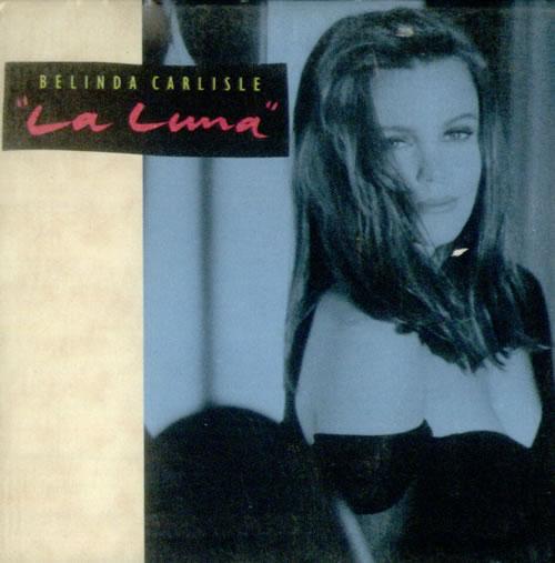 "Belinda Carlisle La Luna 3"" CD single (CD3) UK CARC3LA03562"
