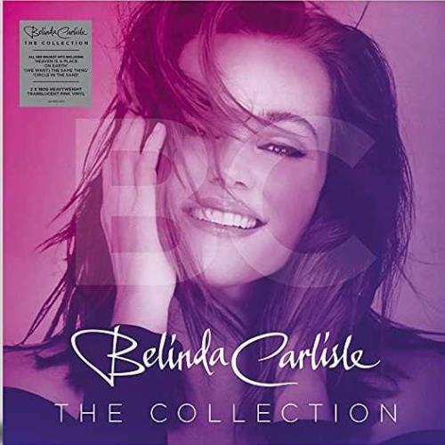 Belinda Carlisle The Collection - 180 Gram Pink Vinyl - Sealed 2-LP vinyl record set (Double Album) UK CAR2LTH757319