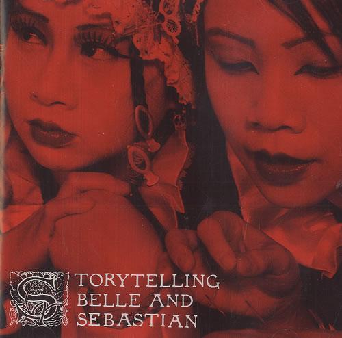 Belle & Sebastian Storytelling CD album (CDLP) UK B&SCDST468173