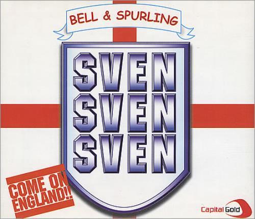 "Bell & Spurling Sven Sven Sven CD single (CD5 / 5"") UK B&LC5SV401673"
