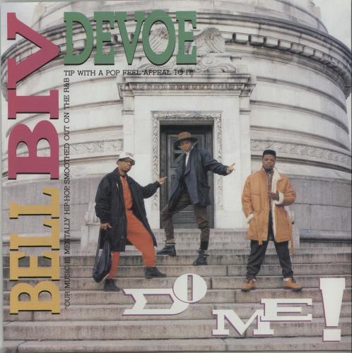"""Bell Biv Devoe Do Me! 7"""" vinyl single (7 inch record) UK BGX07DO668072"""