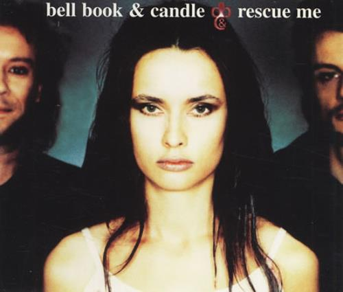 """Bell Book & Candle Rescue Me CD single (CD5 / 5"""") UK BCDC5RE293685"""