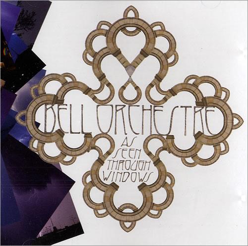 Bell Orchestre As Seen Through Windows CD album (CDLP) US BEOCDAS482142