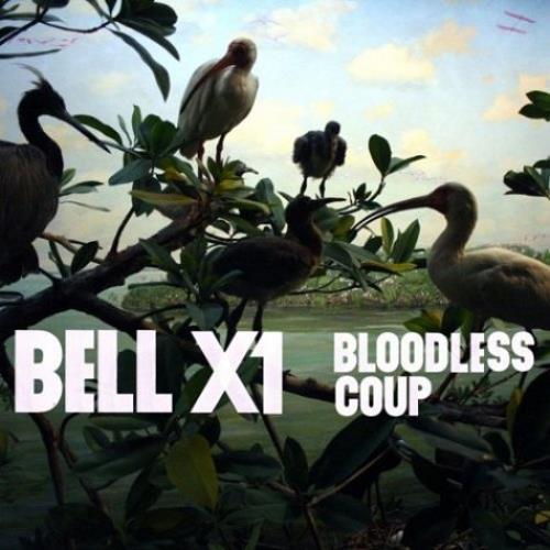 Bell X1 Bloodless Coup CD album (CDLP) UK BX1CDBL533948
