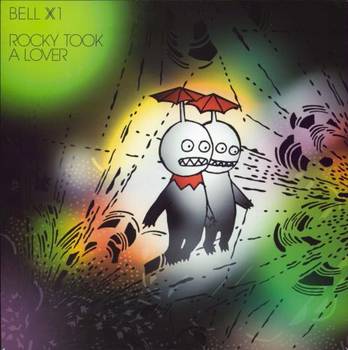 """Bell X1 Rocky Took A Lover 7"""" vinyl single (7 inch record) UK BX107RO370674"""