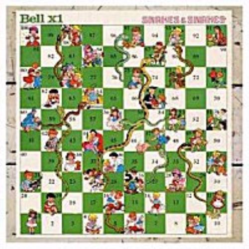 """Bell X1 Snakes & Snakes CD single (CD5 / 5"""") UK BX1C5SN262364"""