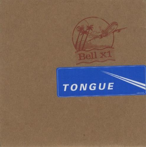 "Bell X1 Tongue CD single (CD5 / 5"") European BX1C5TO252306"
