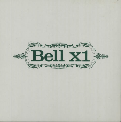 """Bell X1 White Water Song 7"""" vinyl single (7 inch record) UK BX107WH623517"""