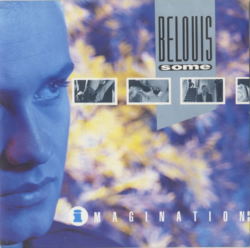 "Belouis Some Imagination - 2nd 7"" vinyl single (7 inch record) UK BOU07IM182359"
