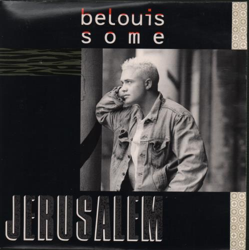 "Belouis Some Jerusalem - Doublepack 7"" vinyl single (7 inch record) UK BOU07JE160436"