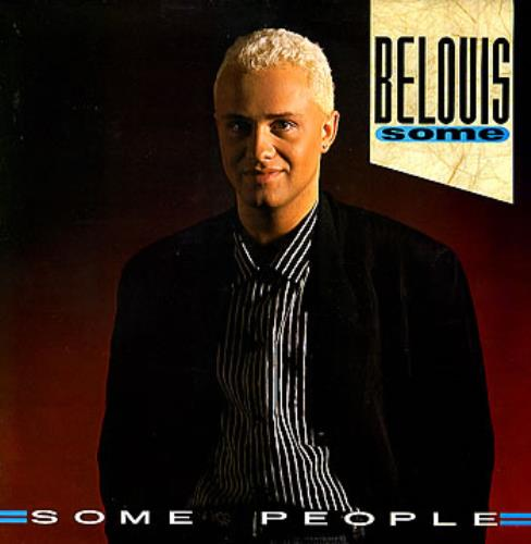"Belouis Some Some People 12"" vinyl single (12 inch record / Maxi-single) UK BOU12SO285168"