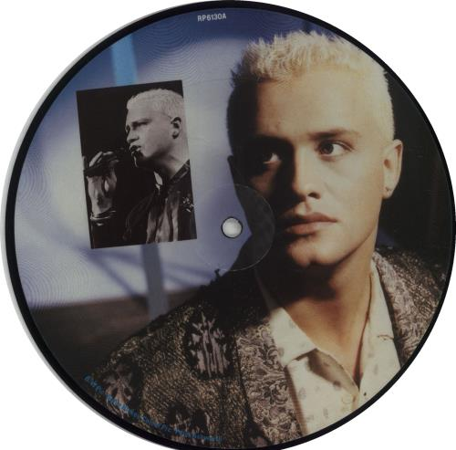"Belouis Some Walk Away 7"" vinyl picture disc 7 inch picture disc single UK BOU7PWA674998"
