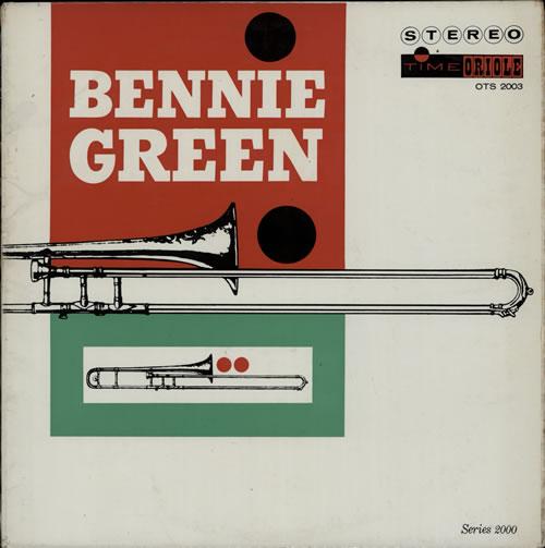 Bennie Green Bennie Green vinyl LP album (LP record) UK BQGLPBE567407