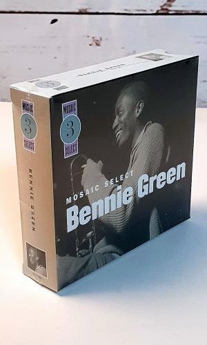 Bennie Green Mosaic Select: Bennie Green 3-CD album set (Triple CD) US BQG3CMO755184