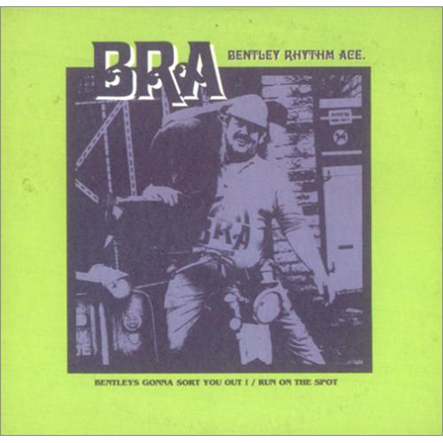 "Bentley Rhythm Ace Bentleys Gonna Sort You Out CD single (CD5 / 5"") UK BYAC5BE426232"