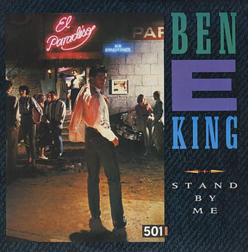 "Ben E. King Stand By Me 12"" vinyl single (12 inch record / Maxi-single) UK BKG12ST385914"