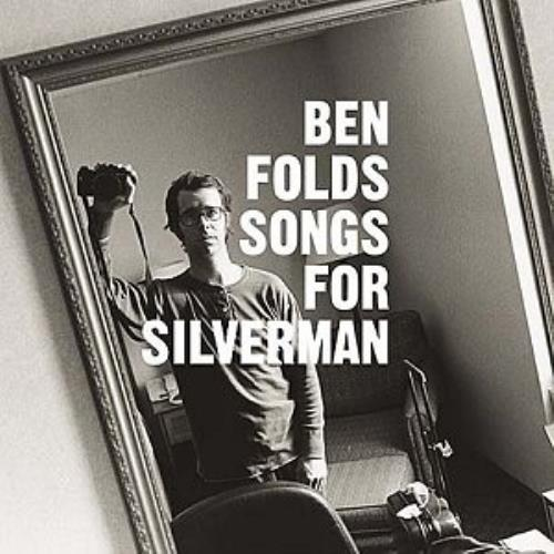 Ben Folds Songs For Silverman CD album (CDLP) UK B.FCDSO322468