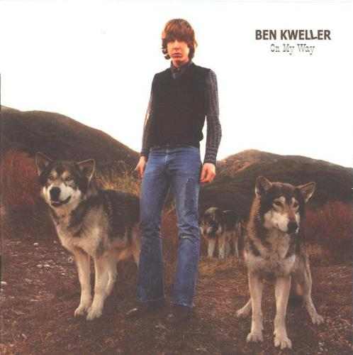 Ben Kweller On My Way CD album (CDLP) UK BKWCDON282893