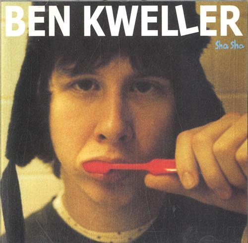 Ben Kweller Sha Sha CD album (CDLP) UK BKWCDSH241187