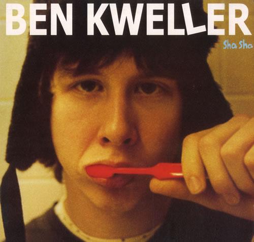 Ben Kweller Sha Sha vinyl LP album (LP record) UK BKWLPSH558479