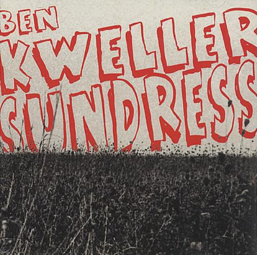 "Ben Kweller Sundress CD single (CD5 / 5"") US BKWC5SU376860"