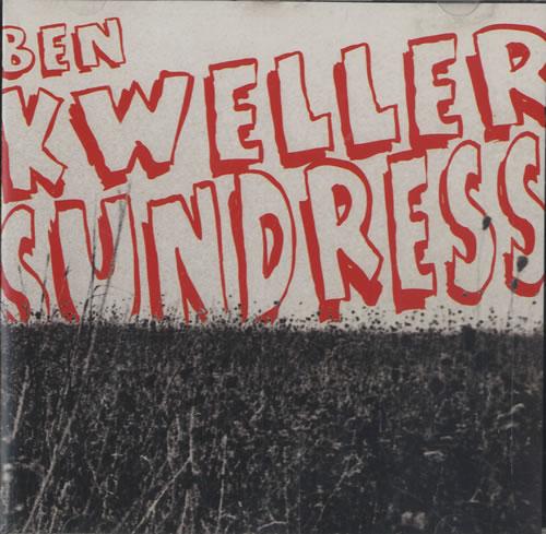 """Ben Kweller Sundress CD single (CD5 / 5"""") UK BKWC5SU470509"""
