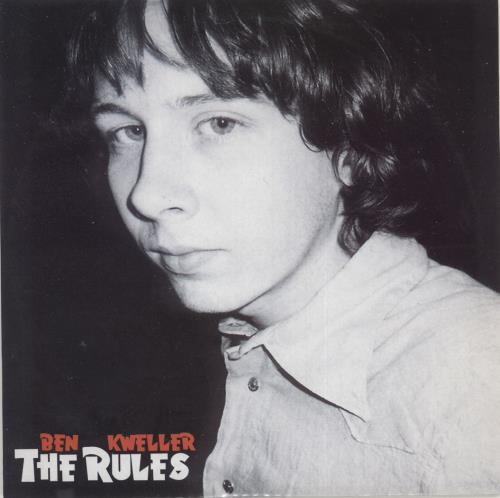 "Ben Kweller The Rules - Clear Vinyl 10"" vinyl single (10"" record) UK BKW10TH294290"