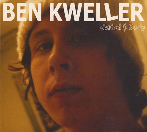 "Ben Kweller Wasted & Ready CD single (CD5 / 5"") UK BKWC5WA246849"