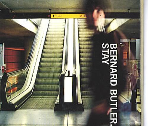 """Bernard Butler Stay CD single (CD5 / 5"""") UK BEBC5ST174944"""