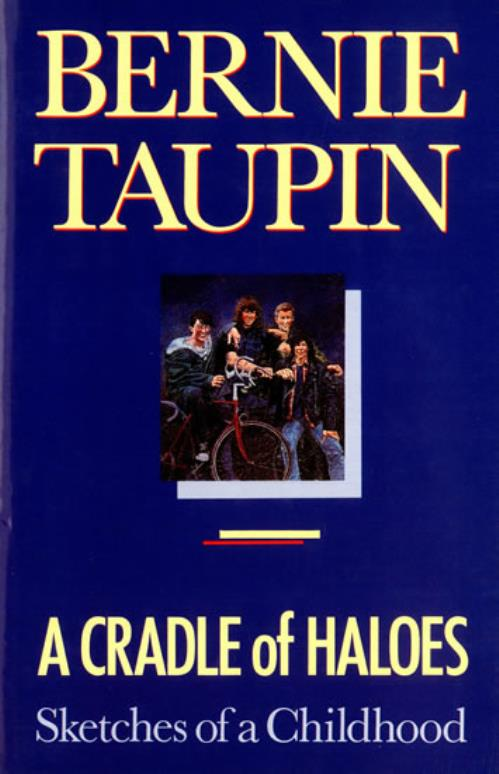 Bernie Taupin A Cradle Of Haloes - Sketches Of A Childhood book UK B-TBKAC497354